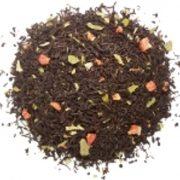 gearomatiseerde thee - aardbeien thee