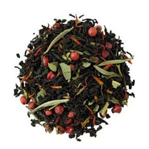 gearomatiseerde thee - winter melange